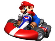 Thumbnail for Mario Racing